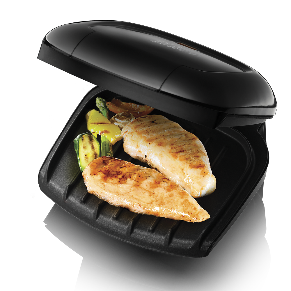 Compact Fitnessgrill 18840-56 - Open
