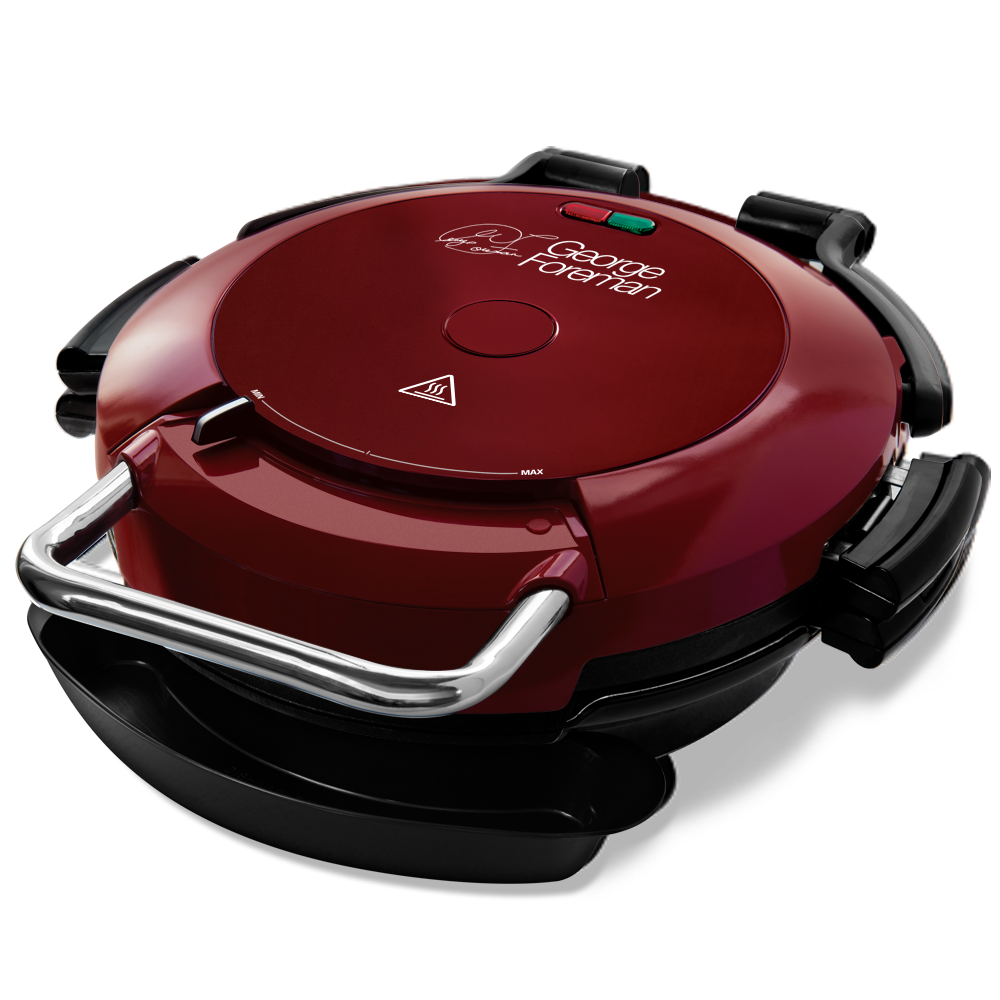 Entertaining 360 Red Grill with Deep Pan Dish 24640 -