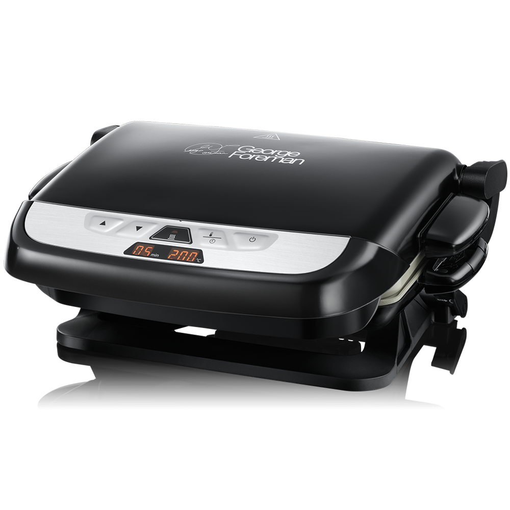 Evolve 5 Portion Black Grill 21610 -
