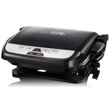 Evolve 5 Portion Black Grill