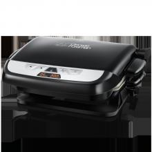Evolve 5 Portion Black Grill