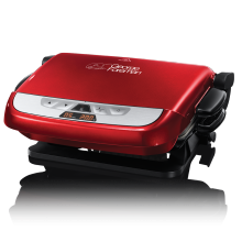 Evolve 5 Portion Red Grill with Omelette Plates