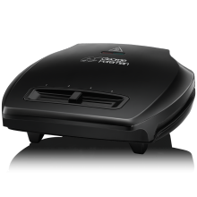 Family 5 Portion Black Grill with Variable Temperature