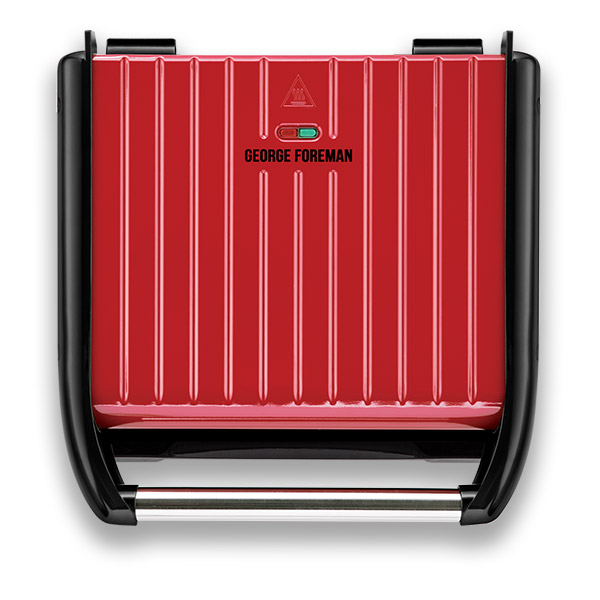 Steel Grill Red l Large
