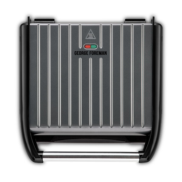 Steel Grill Gunmetal l Large