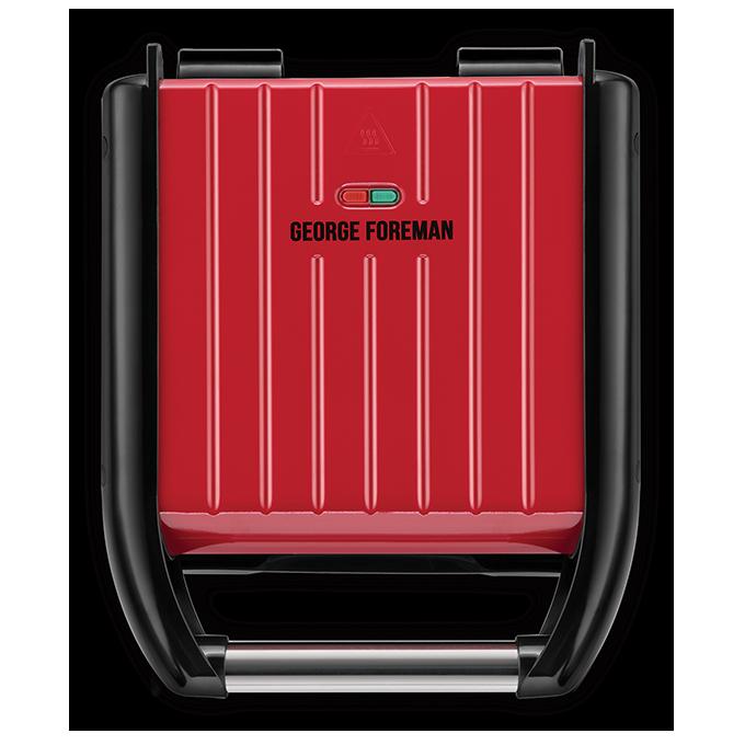 Steel Red kompakt grill 25030-56 -