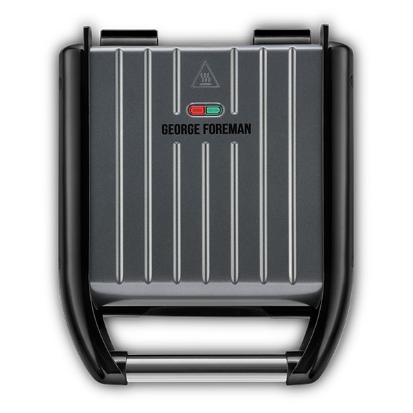 Steel Grill Gunmetal l Small