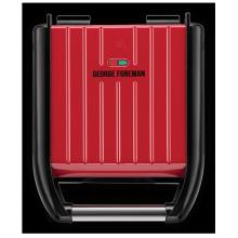 Steel Red kompakt grill