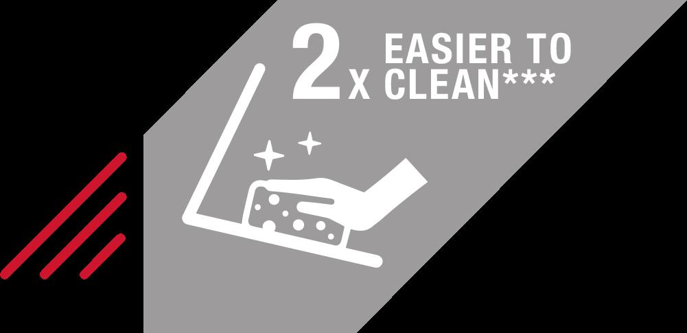 Nettoyage facile