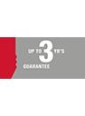 3 jaar garantie op jouw George Foreman Grill