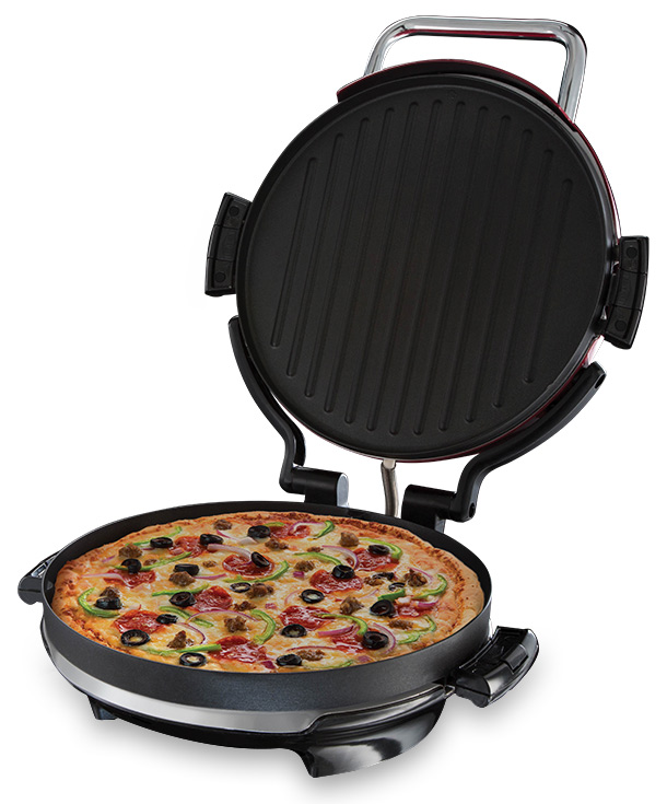 Deep pan for pizza