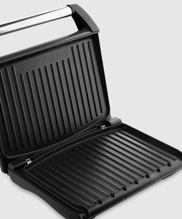 Fixierte Grillplatten - Für ein schnelles Grillen