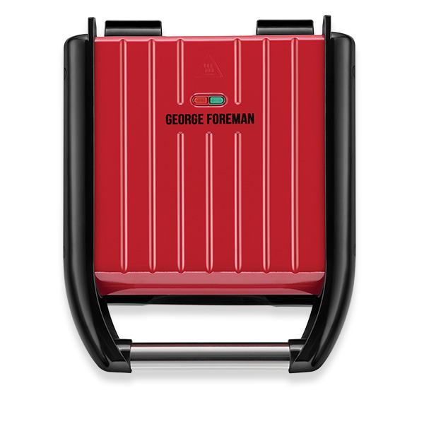 Steel Red grill | Small