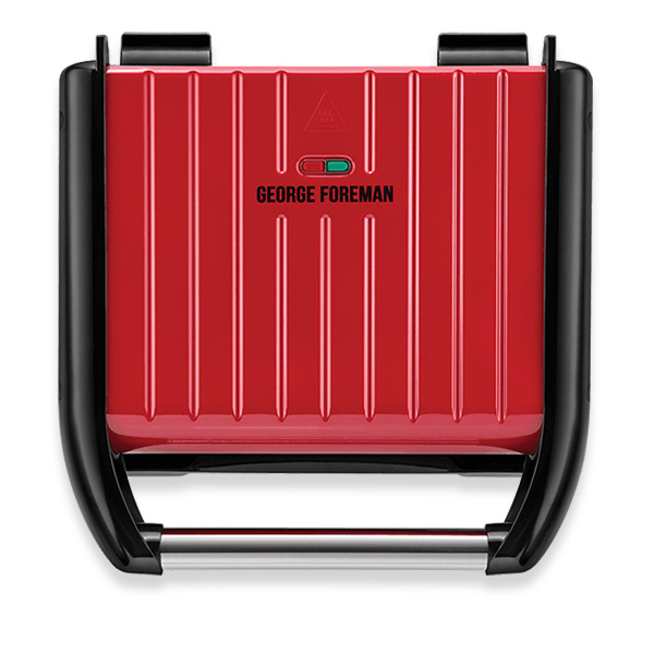 Grill Family Steel Red