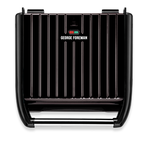 Steel Entertaining Black Grill