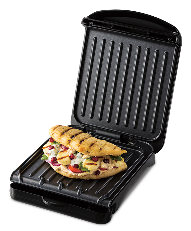 You can always count on George Foreman