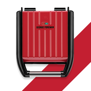 Packshot of Steel Red grill | Small