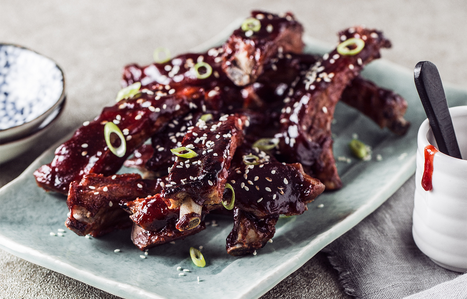 Chinese Glazed Ribs