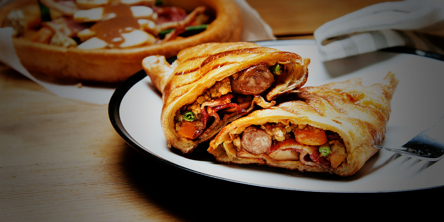 Yorkshire Pudding Wrap